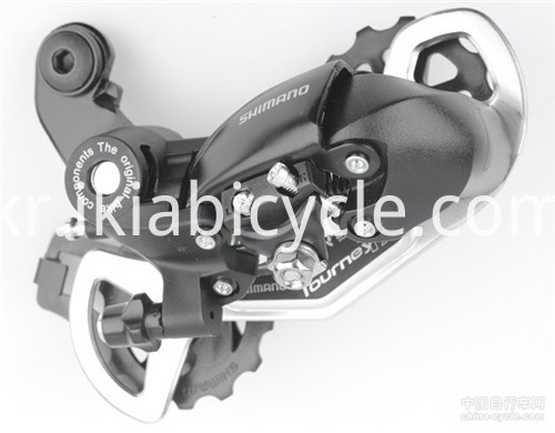 Black 21 Speed Bicycle Rear Derailleur