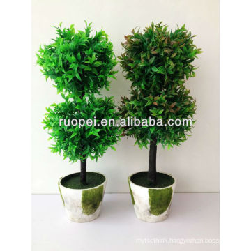 Artificial grass tree/ New product /55cm high/ Two model