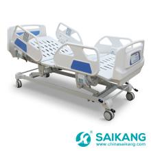 SK001-10 Электрический 5 функции больницы медицинские кровати с мотором linak