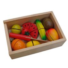 Wooden Cutting Früchte Spielzeug
