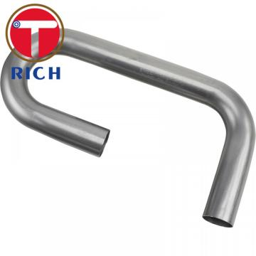 A513 Welded Steel Tubes Truck Exhaust System Pipes