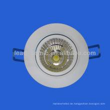 Oberflächenmontierte verstellbare LED-Lichtleuchte