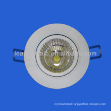 surface mounted adjustable led light downlight