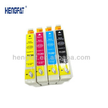 T1291 T1292 T1293 T1294 , Compatible Ink Cartridge T-1291 for Epson Printer Stylus SX420W Office BX935FWD Workforce WF-7015