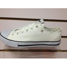 2014 chaussures en toile blanche