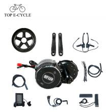 Bafang BBS 02 bicicleta elétrica mid drive kit motor