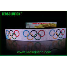Ledsolution pH16 Outdoor Full Color Curve LED Display