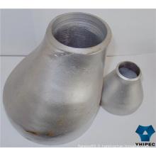 304 304L réducteur de tuyau d'acier inoxydable avec CE