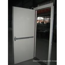Fire door supplier made in china security fire door