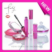 Luxury Pink Cosmetic Packaging Series