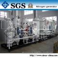 Stickstoffgenerator für die Edelstahlproduktion