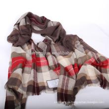 estilo de ocio de china lana pashmina chal bufanda temporada 2018