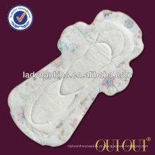 absorventes higiênicos respiráveis macios de alta qualidade