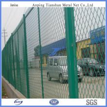 Clôture augmentée de grillage pour la route (TS-J113)