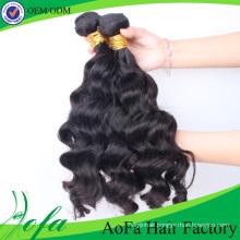High Quality Brazilian Virgin Hair Remy Human Hair Weft