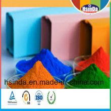 Hot Sale Wear Resistance Ral Colorful Auto Parts Peinture en poudre Revêtement