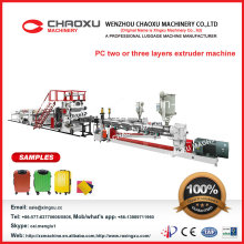 Professional New Design PC Two Lines Luggage Making Machine