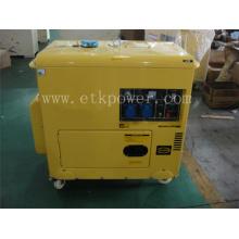 6.0kw Simple Operating Diesel Generator Set