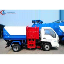 Venda enorme FOTON forland 2cbm Bin Lift Truck