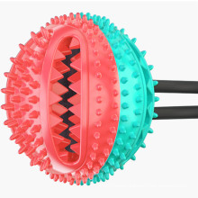 Cross-border new product with rope bite resistant toothbrush dog toy type A