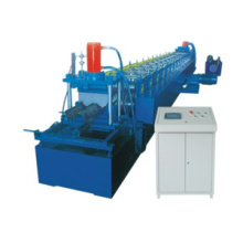 Color Steel High Guardrail Roll Forming Machine