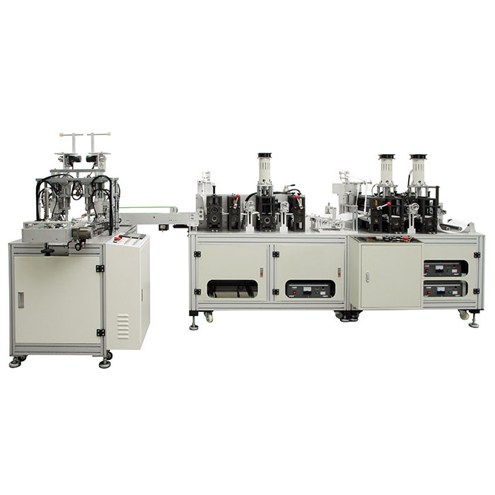 Kf94 Mask Making Machine 17