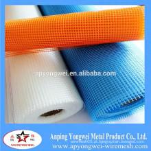 Coated Alkaline-Resistant (AR) Fibra de vidro Mesh