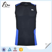 OEM Mens Sports Singlet Sportswear