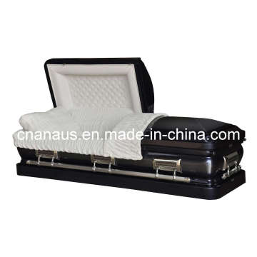 Style américain 18 Ga acier cercueil (1854002)