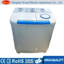 Máquina de lavar roupa semi-auto home twin tub