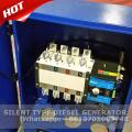 Conjunto de gerador de energia diesel silencioso de jantar 200kva