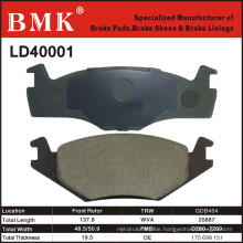 Advanced Quality Bremsbelag für Volkswagen (D40001)