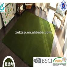 alfombrilla de alfombra de microfibra alfombrilla alfombrilla de alfombra larga 100% alfombrilla de entrada lavable a máquina de poliéster