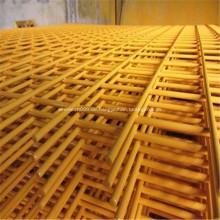 PVC-beschichtetes, geschweißtes Maschendrahtfeld