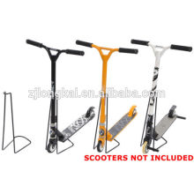 single metal wire black Outdoor Floor Mounted high quality Bicycle Front Rack