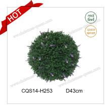 D17 '' decoración plástica del partido decoración artificial de flores decoraciones de Navidad