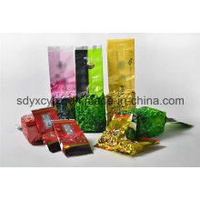 Laminierte Tee Vakuum Plastik Verpackungsbeutel