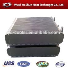 Паяный пластинчатый теплообменник для абсорбционной холодильной машины