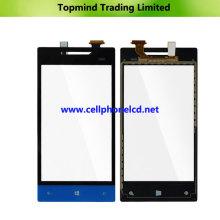 Pantalla táctil digitalizador para HTC Windows Phone 8s