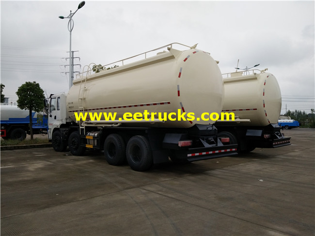 25800L Dry Powder Transport Tankers