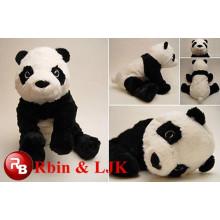 cute baby doll plush toy plush panda