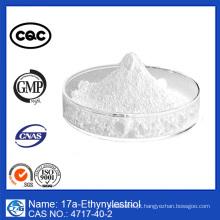 Top Sale Mais vendidos 17A-Ethynyl Estradiol / CAS No .: 4717-40-2