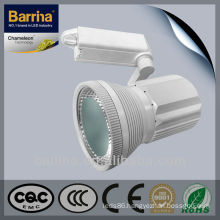 2014 competitive product 15W LED cob track light with high CRI