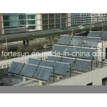 Commercial Solar Water Heating Project Heater