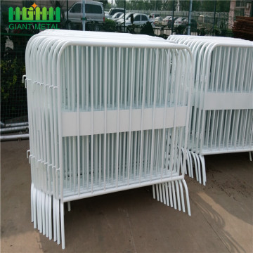 Metal Used Crowd Control Barrier dari Anping