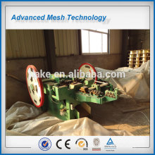 6inch galvanized nail making machine / black wire nail making machine