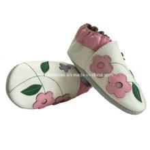Weiche Breathable Leder Baby Schuhe