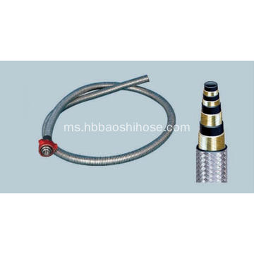 Rintangan HP Flame and Hose Fire-proof
