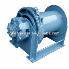 0.64t hydraulic winch