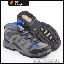 Outdoor Hiking Shoes with PVC Sole (SN5245)